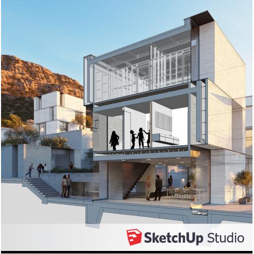 SketchUp Studio Bundle (Annual)