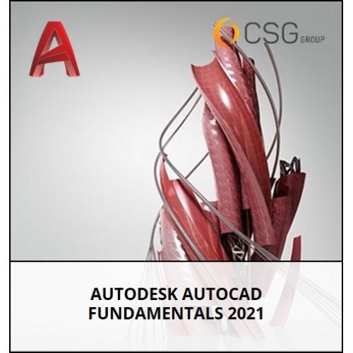 Autodesk AutoCAD Fundamentals