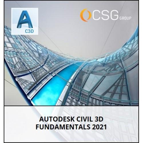 Autodesk Civil 3D Fundamentals