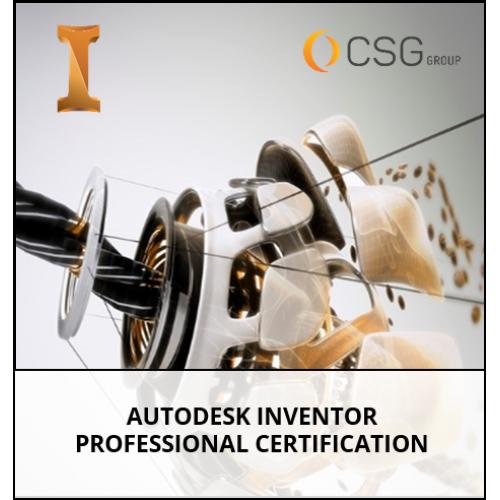 Autodesk Inventor Professional Certification