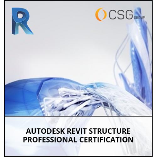 Autodesk Revit Structure Certified Professional