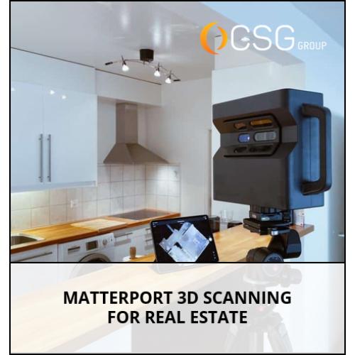 Matterport 3D Scanning for Real Estate
