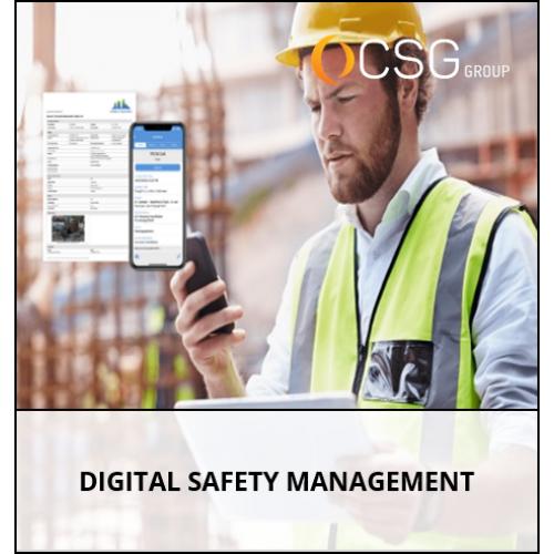 Digital Safety Management